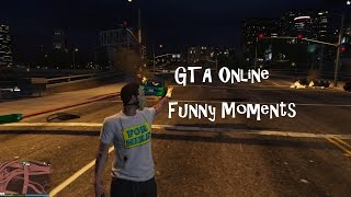 GTA 5 Online PC - Funny Moments - You Gonna Learn Today