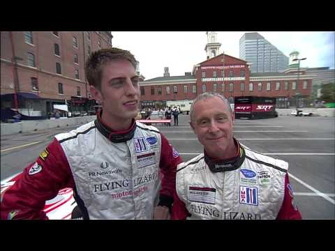 2013 Baltimore Grand Prix Dion Von Moltke Interview
