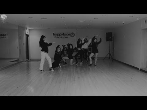 Dreamcatcher(드림캐쳐) 'Full Moon' 안무영상(연습실 VER.)