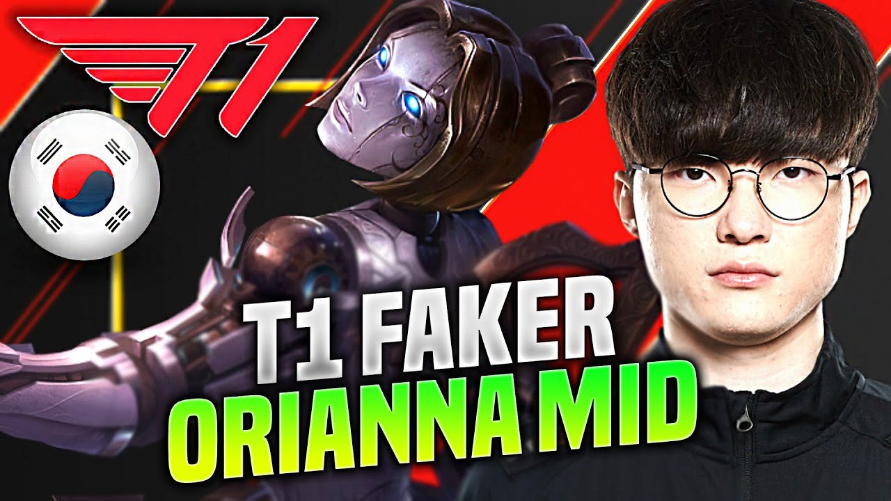FAKER SHOWS YOU WHY YOU NEVER GIVE UP! - T1 Faker Plays Orianna Mid vs Akali! | KR SoloQ Patch 10.18