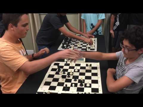USCS 36 Blitz Tournament: Round 1