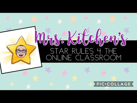 Virtual Classroom Rules//tips for online classes//10 suggestions for digital classes [Virtual Class] from YouTube · Duration:  2 minutes 47 seconds