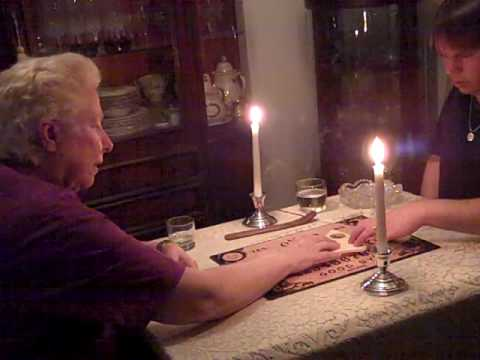 Seance at Bishop Howells Home with Bob Hickman PsychicMedium  Part 1