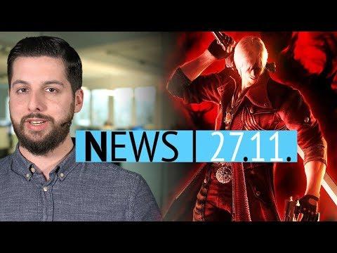 Battlefront 2 auf Platz 1 der dt. Verkaufscharts - Devil May Cry 5 angeblich in Arbeit - News thumbnail