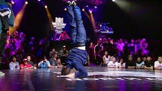 Gravity VS Fléau - Semi Finals - Red Bull BC One North America Qualifier 2014