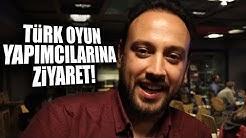 BİR TÜRK OYUN FİRMASININ ÇALIŞMA ORTAMINA GİRDİK! (STYGIAN)