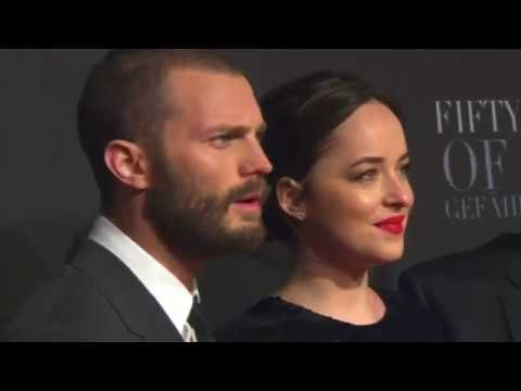 Jamie Dornan - FSD Hamburg Premiere (Red Carpet + Interview)