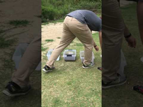 HK P30 Dirt and Muddy Water Torture Test