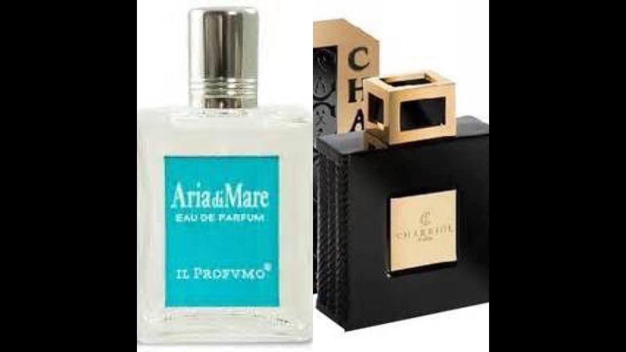 1becf192d First Impressions: Aria di Mare & Charriol Pour Homme - YouTube