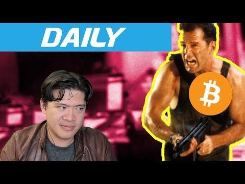 Daily: Bitcoin KILLS lives??!!!
