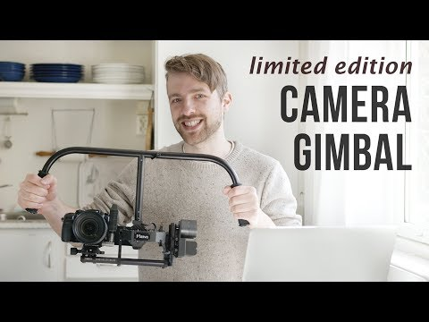 Is this the Camera Gimbal for you? [Pointer Light]