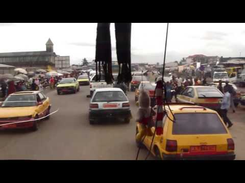 Travel to Douala Cameroun