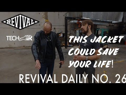 This Jacket Could Save Your Life! // Revival Daily No. 26