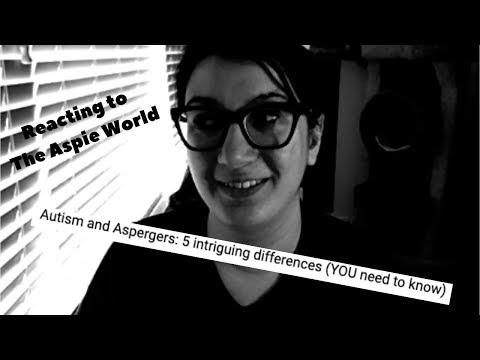 Reacting To Dan Jones The Aspie World #2