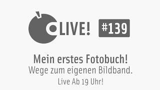 Apfeltalk LIVE! #139 - Mein erstes Fotobuch