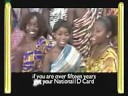 Sing-A-Long National ID Card - Ghana Style!