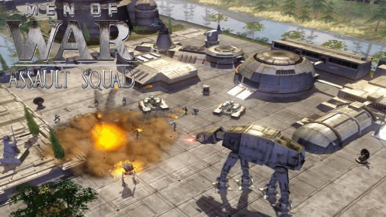 Men of war star wars mod - 9a29