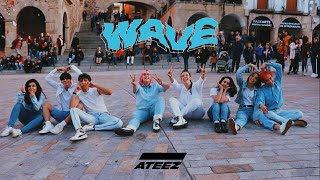 [K-POP IN PUBLIC]  ATEEZ (에이티즈) - Wave // Dance cover by One4All (Spain)