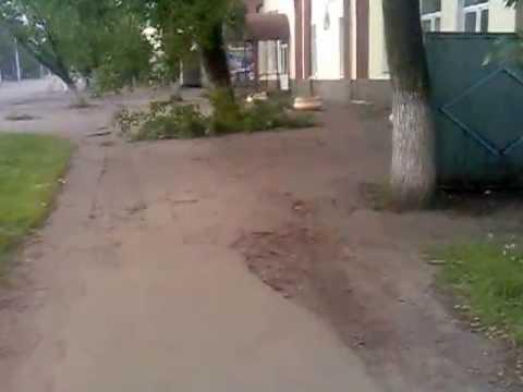 ураган в шахунье 23.06.2013