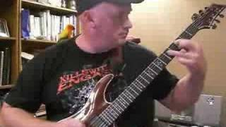 Metallica-The day that never comes cover Tab lyrics *Whole Song*