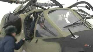 Unique Russian helicopter can hit target from eight kilometers