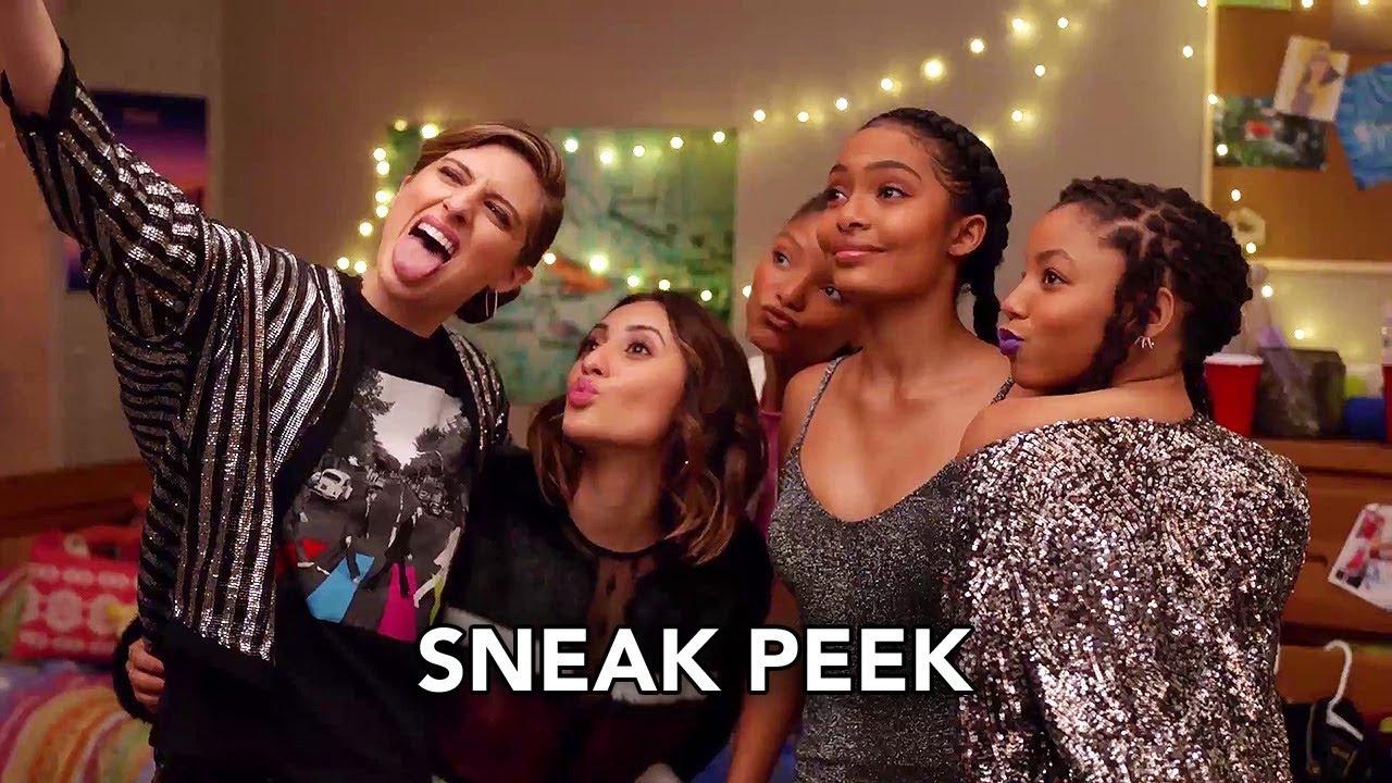 """Download Grown-ish 1x07 Sneak Peek #2 """"Un-Break My Heart"""" (HD)"""