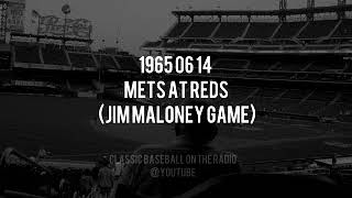 1965 06 14 Mets at Reds