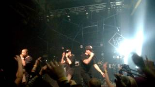 Serial Killers (Xzibit, B-Real, Demrick) live @ Loftas 2014-04-08