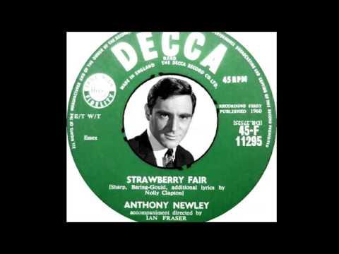 Anthony Newley - Strawberry Fair  (1960)