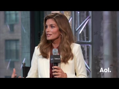 Cindy Crawford Gives Advice to Her Daughter