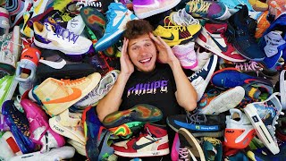 JESSER BEST SHOE COLLECTION ON YOUTUBE