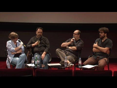 La French Touch du cinéma d'action existe-t-elle ? - A. Masson, R. Djoumi, E. Spadacenta