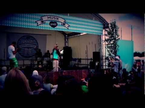 Dramadigs - Zweiter November - live auf dem Splash 2012