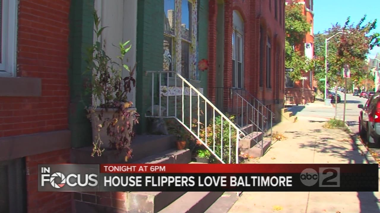 Baltimore 39 s becoming a booming market for house flippers for Become a house flipper
