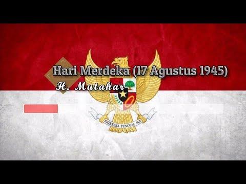 [Tanpa Vokal] ♬ H. Mutahar - Hari Merdeka (17 Agustus 1945) ♬ +Lirik Lagu [Midi Karaoke]