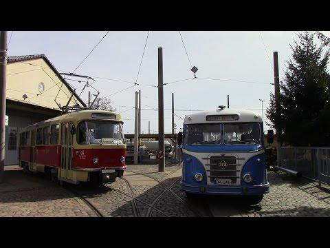 Dresden Tramway Museum Straßenbahnmuseum Dresden