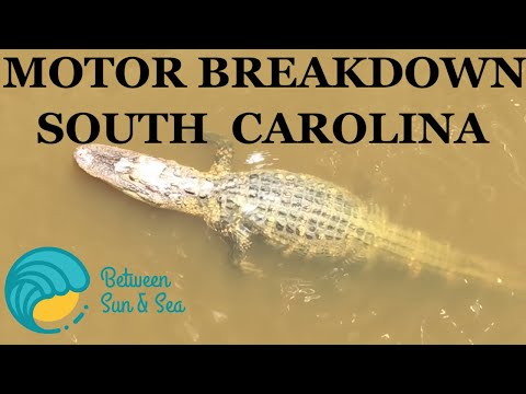 Motor Breaks Down in GeorgeTown!- Ep 10