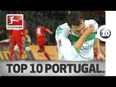 Top 10 Goals - Portugal