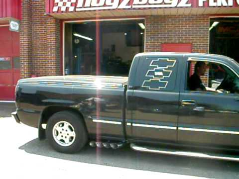 noyzboyz 2009 custom nascar truck