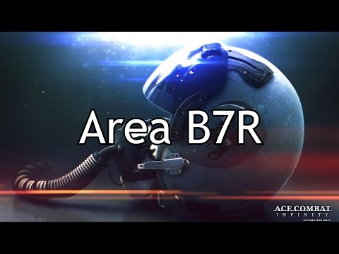 Ace Combat Infinity | Mission 7 | Area B7R