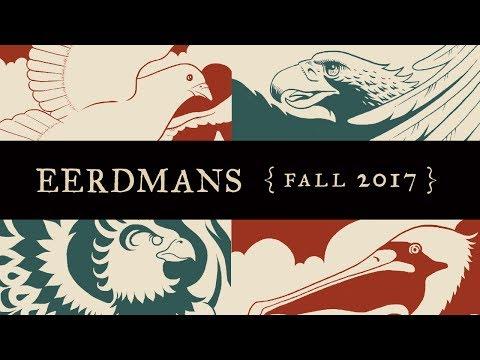 Eerdmans Fall 2017 Catalog