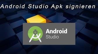 Wie erstelle ich eine Apk Datei in Android Studio | Android Studio | DavidsProTv