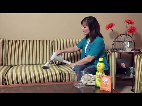 Marvelous How To Clean Velvet Upholstery : Home Cleaning   YouTube