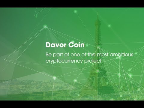 Best Crypto Investment? - Davor Coin Review and Lending!