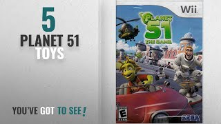 Top 10 Planet 51 Toys [2018]: Planet 51 - Nintendo Wii