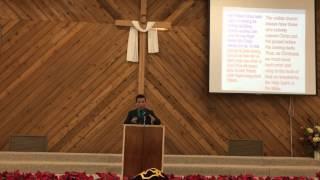 Kẻ Chống Đấng Christ Phải Đến - Antichrist is coming . Sáng Chúa Nhật 06/03/2016