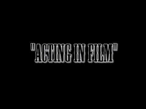 """Durham Film Festival - """"Acting in Film"""""""