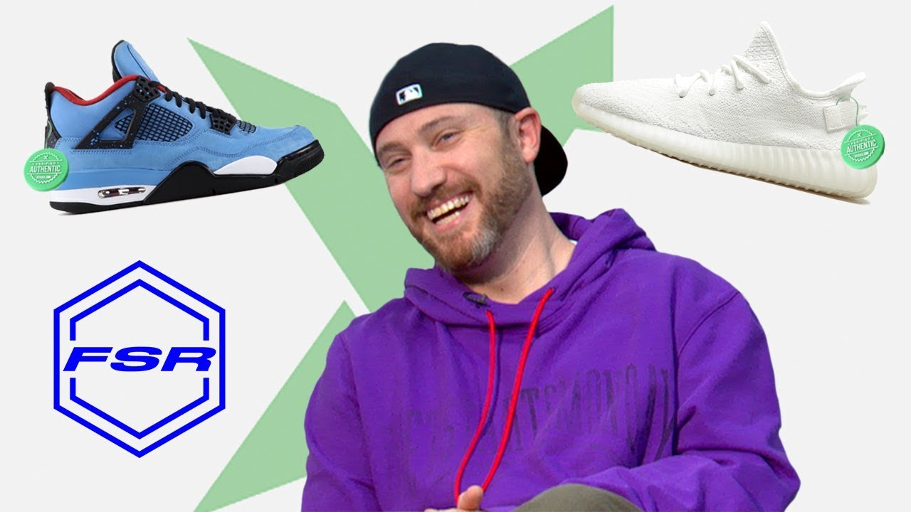 6d2649fa Does StockX Sell Fake Sneakers? CEO Josh Luber Responds | Sole Collector