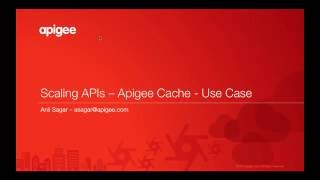 Apigee Edge - Cache Policies Demo - Cache JSON - Filtered API Response