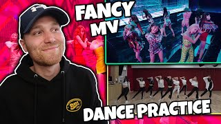 "FIRST TIME REACTING TO TWICE (트와이스) ""FANCY"" M/V AND TWICE ""F…"